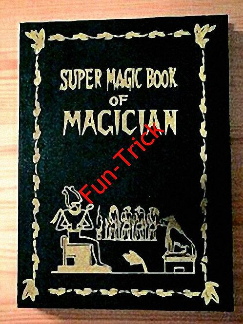 Metamorphosis Magic Book (Super Magic Book of Magician Magic Trick , Stage Magic
