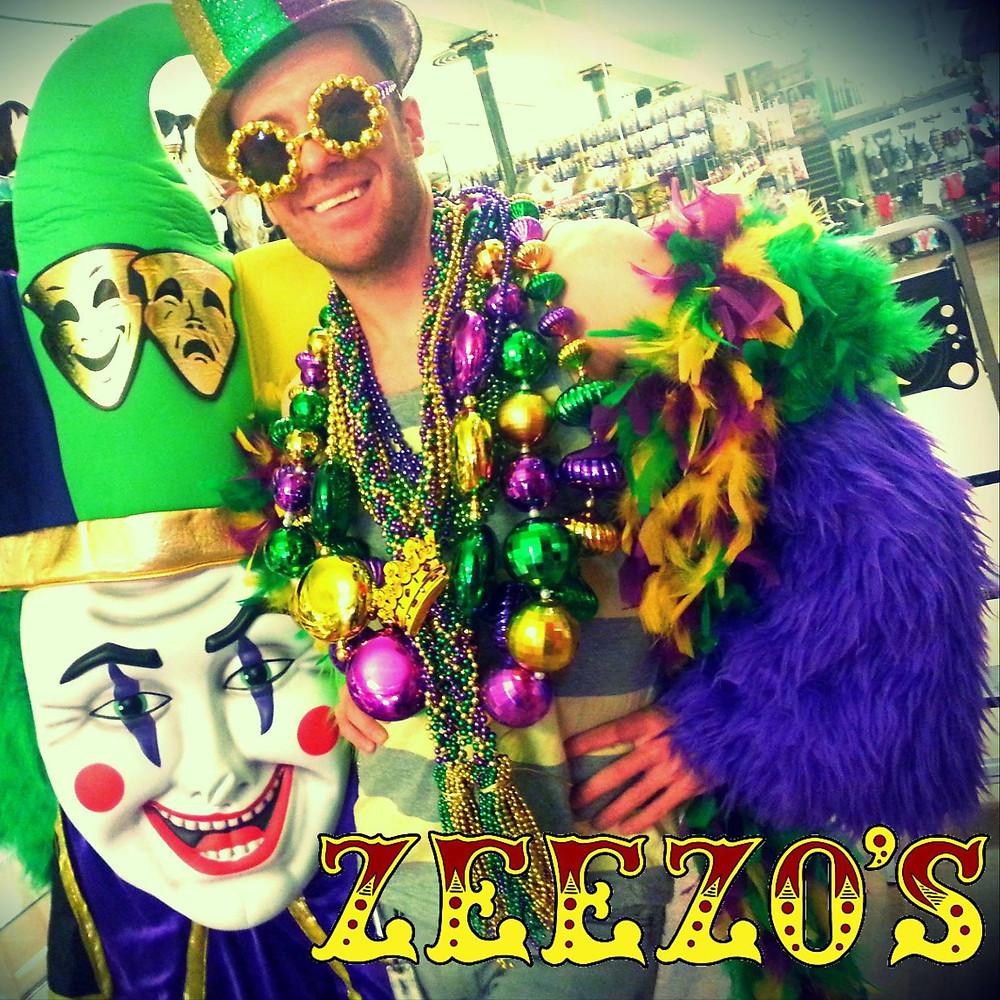 Zeeso's Magic and Costume Shop