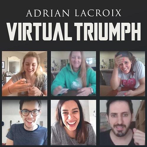 Virtual Triumph by Adrian Lacroix Magic Tricks