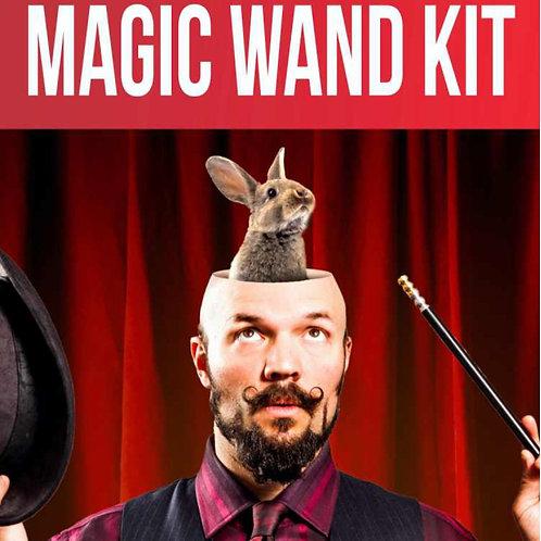 The Official Elias Caress Magic Wand Kit