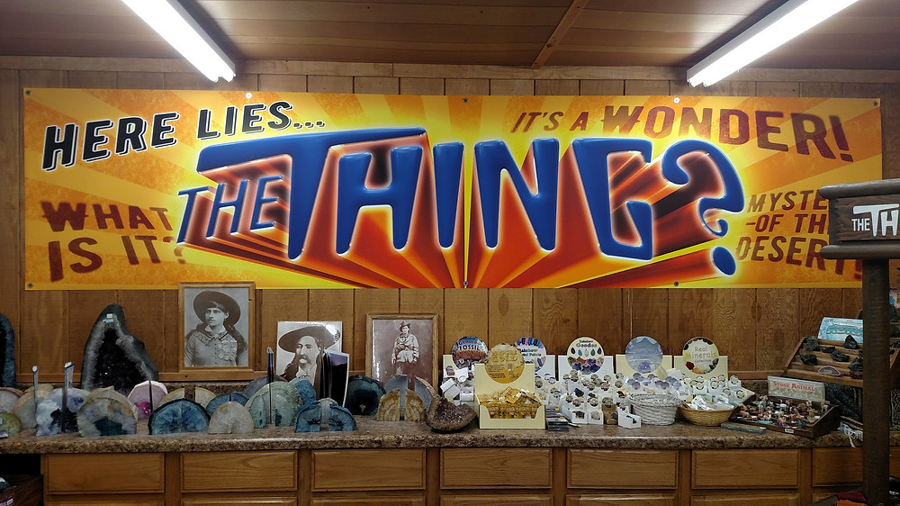 The Thing museum