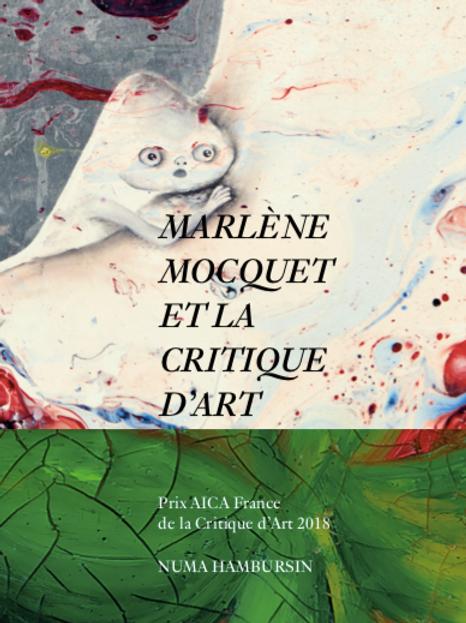 Marlène Mocquet et la critique d'art - Numa Hambursin