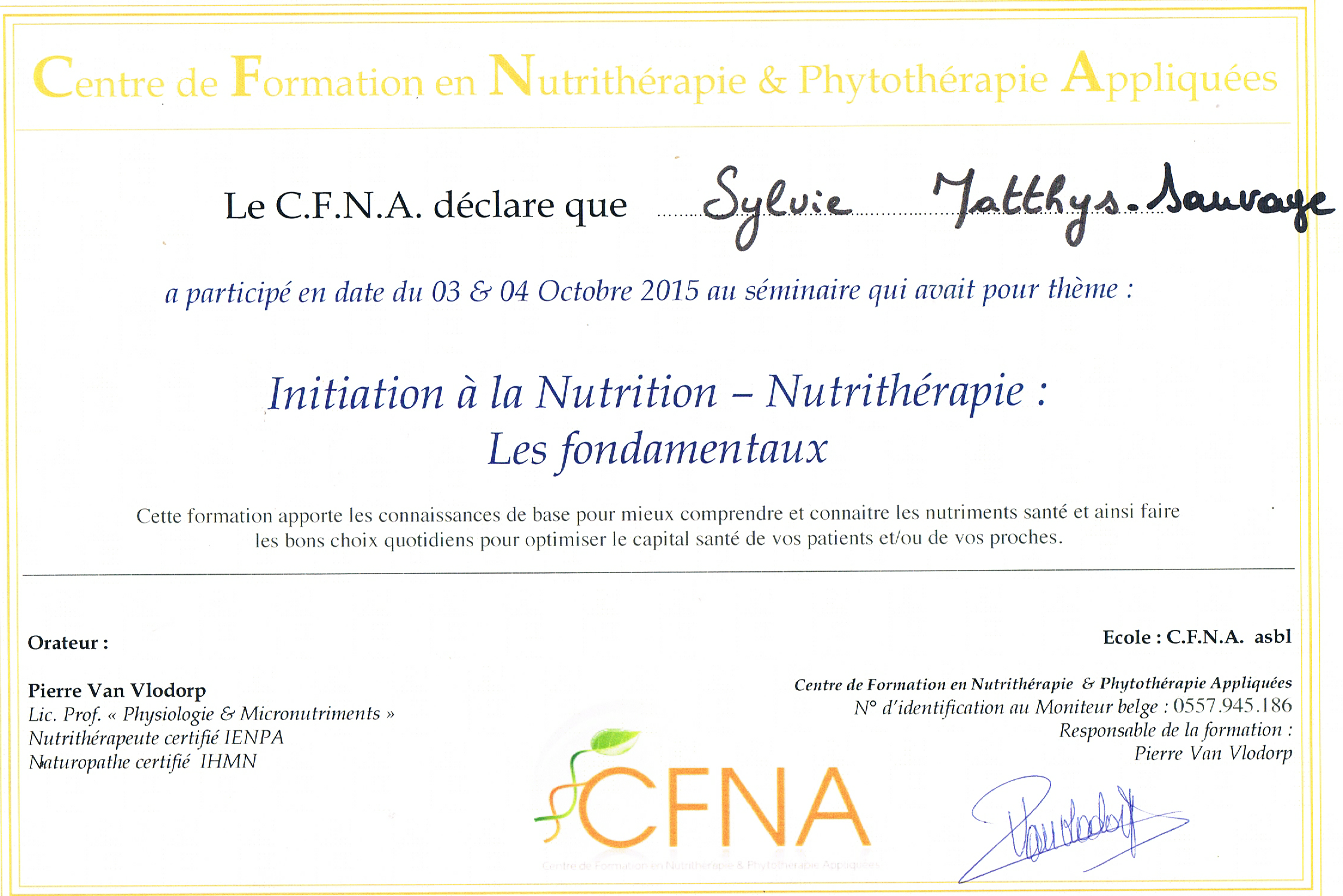 CFNA 1