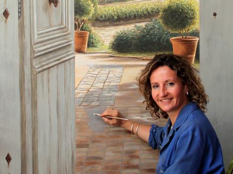 portrait_laurence_devant_fresque_provenç