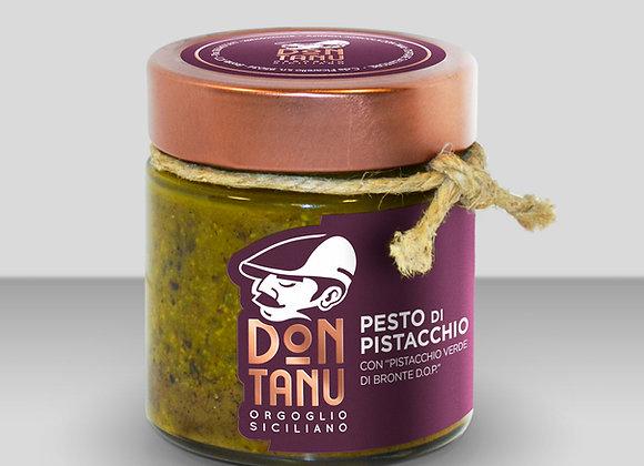 Pesto mit Pistazien aus Bronte, Sizilien, 190gr