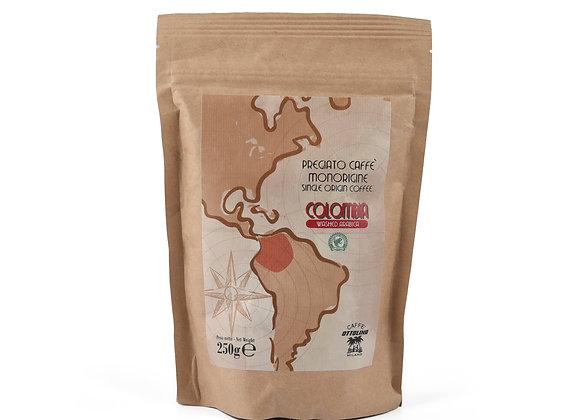 Columbia Single Origin Coffee, Washed Arabica 250gr