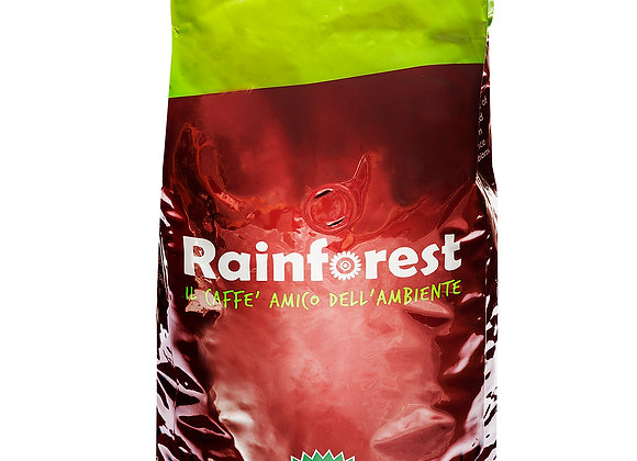 Caffe Ottolina Rainforest, 1kg in Bohnen