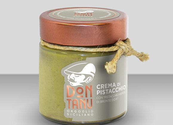 Pistazien Creme mit Pistazien aus Bronte, Sizilien, 200gr