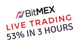 Scalping on Bitmex