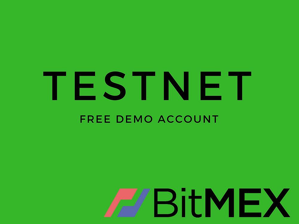 Bitmex testnet deposit
