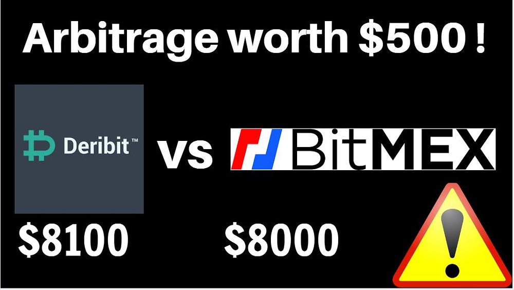bitcoin futures arbitrage bitmex