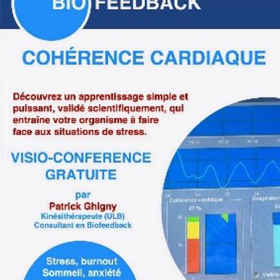 Cohérence cardiaque & gestion du stress