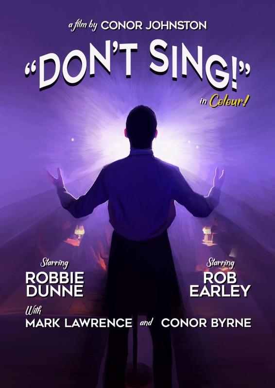 """""""Don't Sing!"""""""