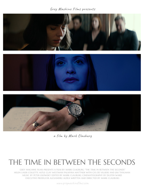 """The Time in Between the Seconds"""