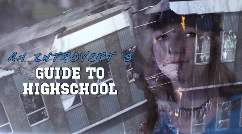 """""""An Introvert's Guide to Highschool"""""""