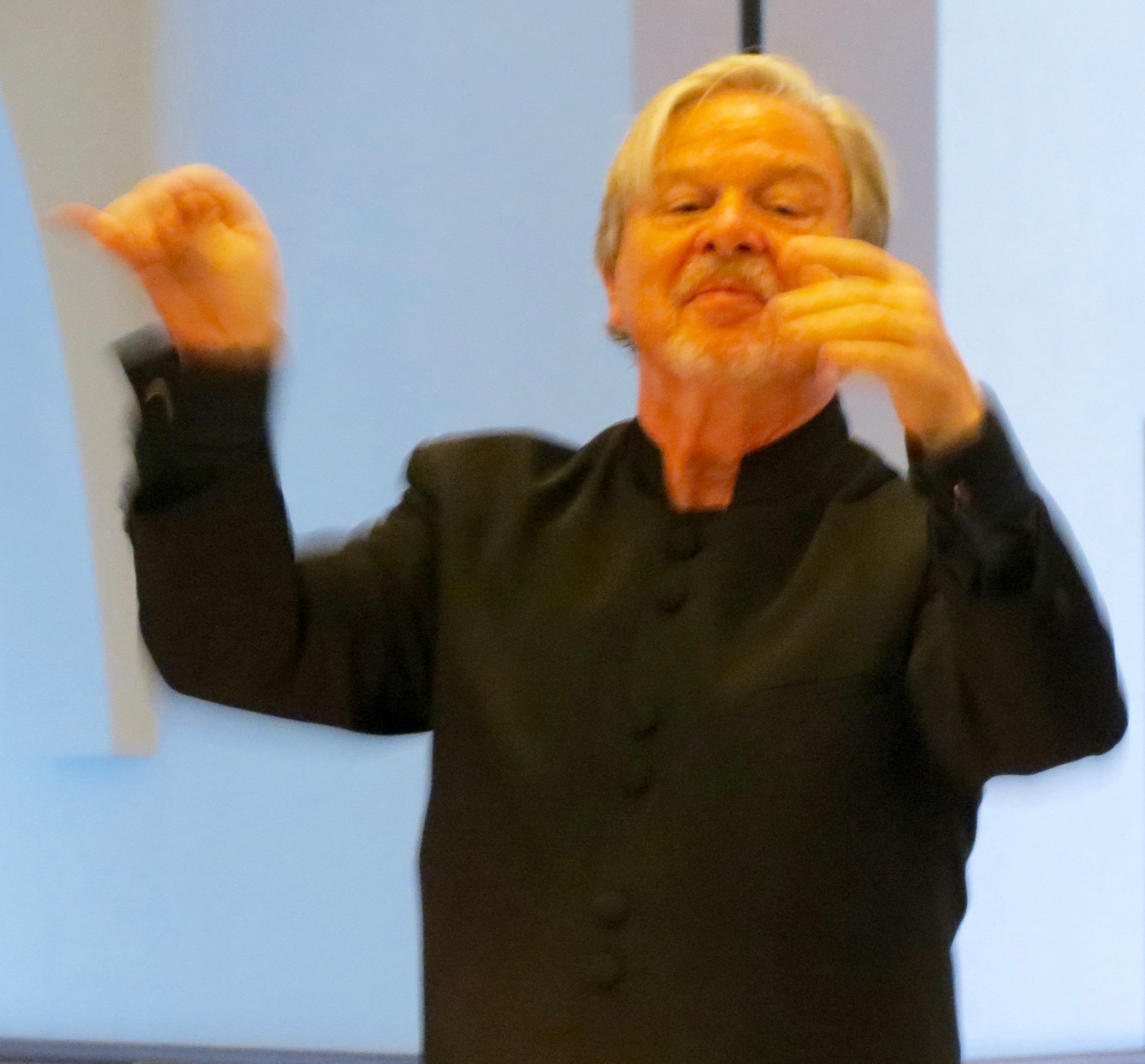 John Thomas Dodson, Conductor