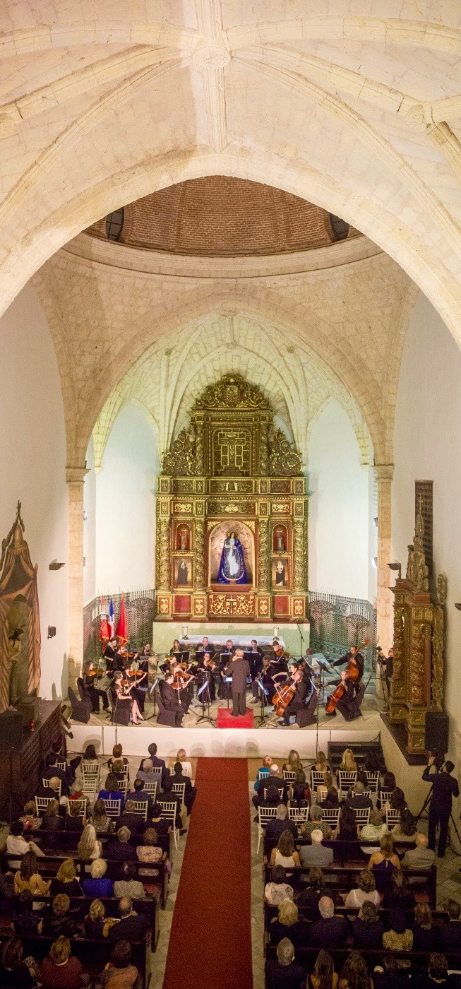 Concert at Regina Angelorum