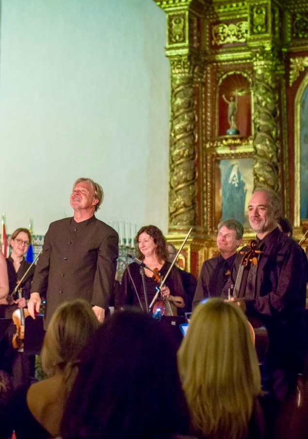 Camerata Colonial in Final Concert