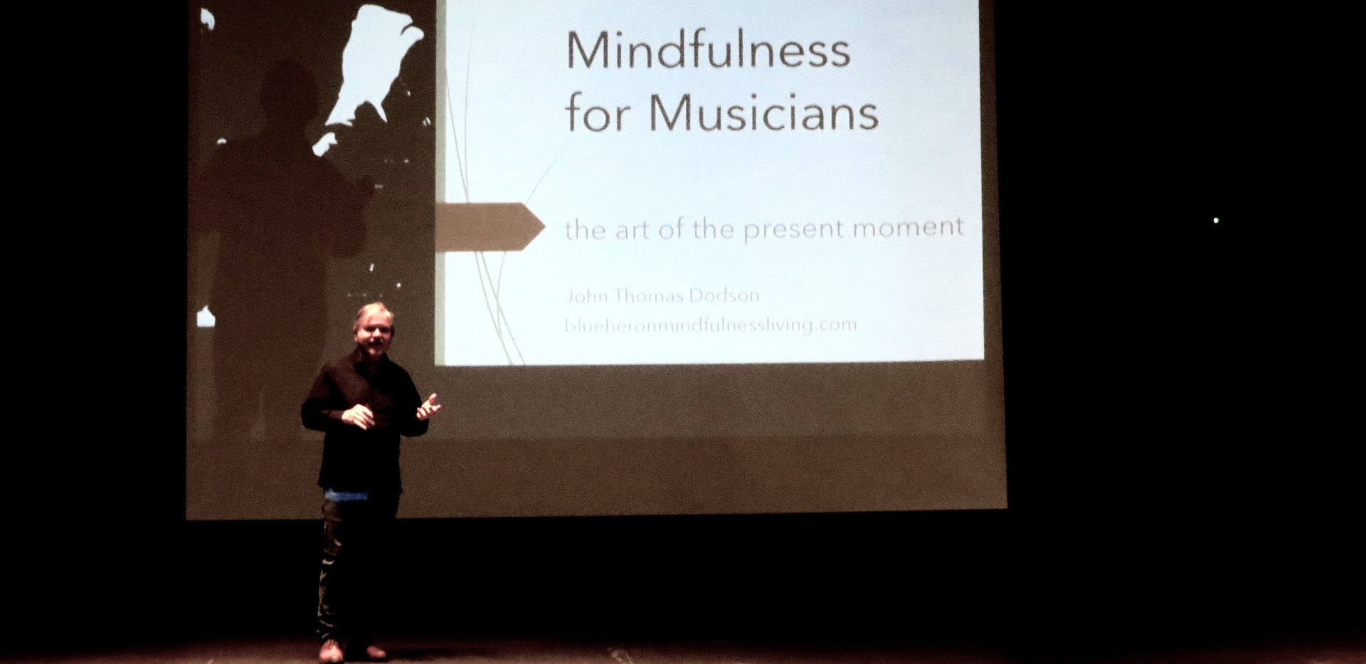 Mindfulness for Musicians