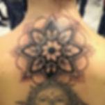 mandala tattoo tetovaza