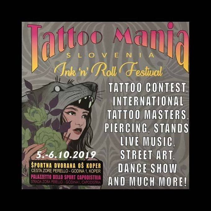 Tattoo Expo Koper Slovenija