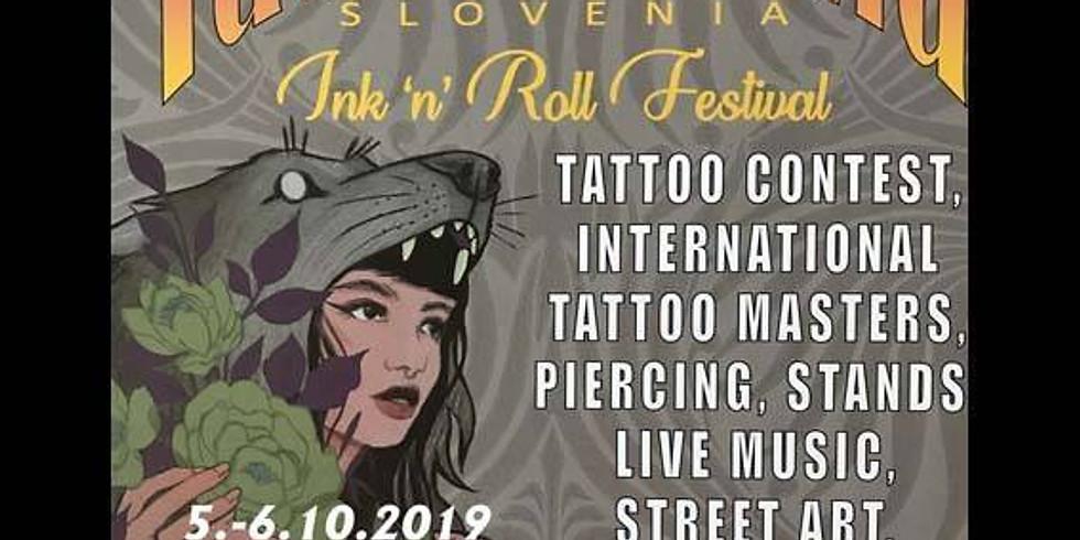 Tattoo Expo Koper Slovenija