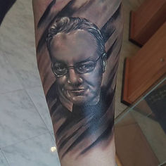 portrait tattoo tetovaza