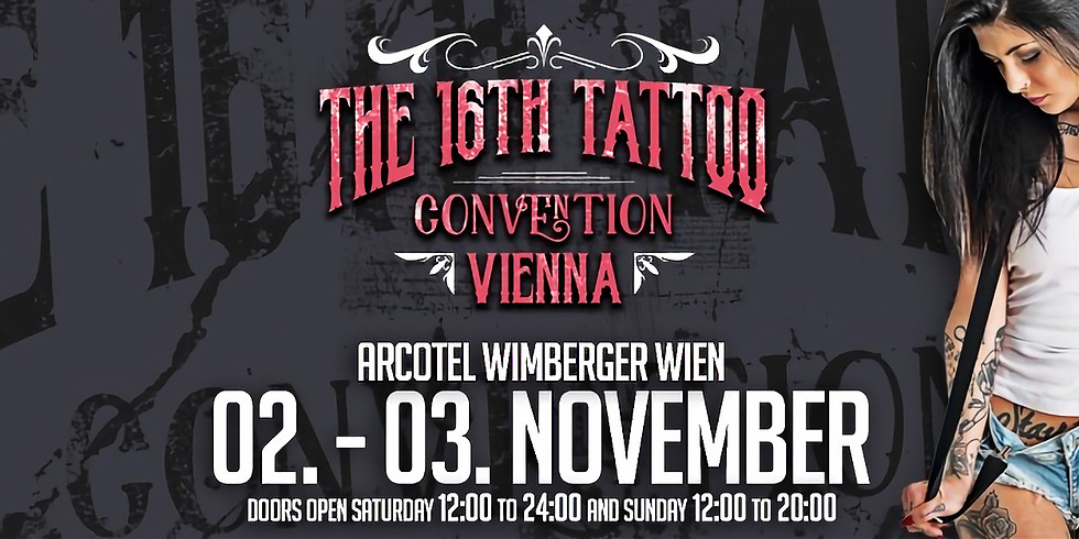 Vienna Tattoo Conventio