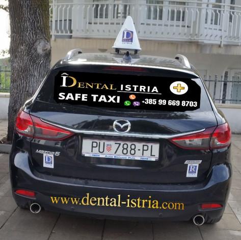 Safe Taxi Poreč