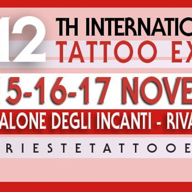 Trieste tattoo Expo