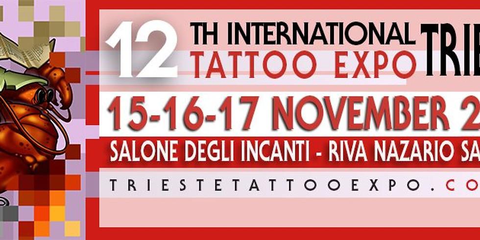Trieste tattoo Expo