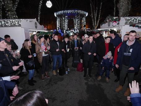 Evangelizacija na Zrinjevcu: pjesmom i plesom svjedočiti radost