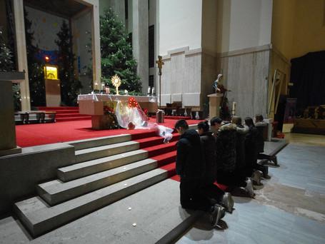 Duhovno duhovite večeri na sv. Duhu