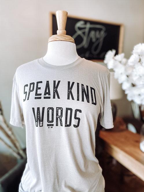 Speak Kind Words Graphic Tee