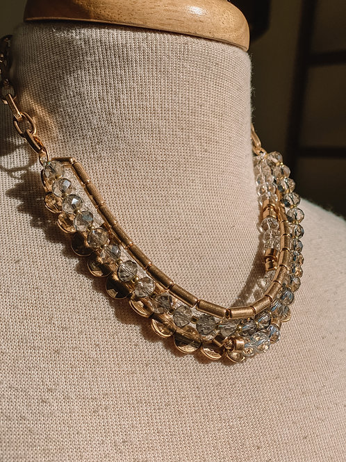 Maisy Beaded Layered Necklace