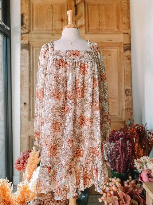 Avalon Floral Dress