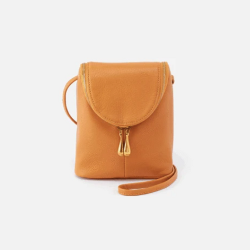 Fern Leather Small Crossbody