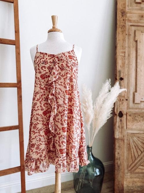 Farran Floral Dress