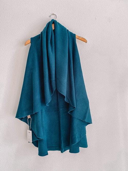The Shawl Vest
