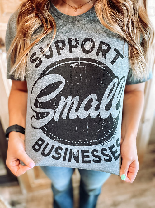 Small Business Graphic Tee
