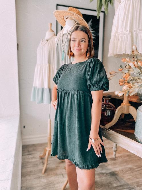 Darcy Puff Sleeve Dress