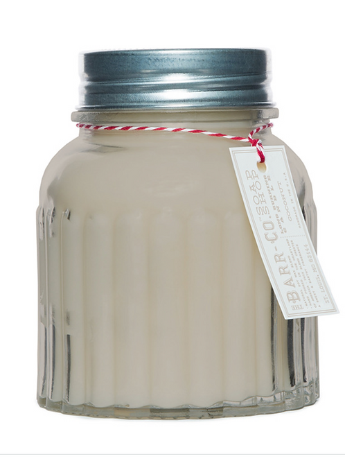 Coconut Apothecary Jar Candle