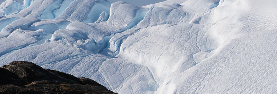 Kangia Fjord - Groenland