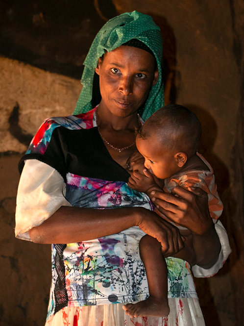 Mother and Child - Ethiopia
