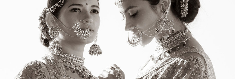 Prisha and Ishaani - Rajasthan - India