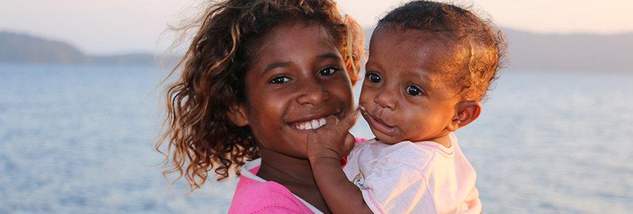 Kinderen uit Indonesië
