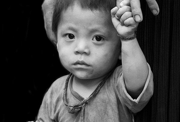 Onschuldige jongen - Vietnam