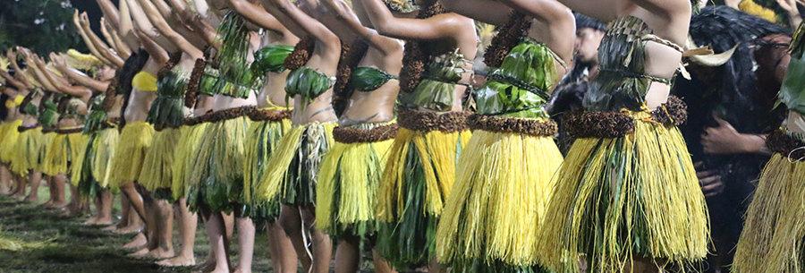 Danseressen op de Markiezen