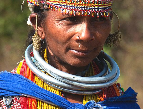 Bonda stam uit India