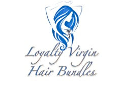 Luxurious hair with the symbol for Trust and Loyalty on her shirt.